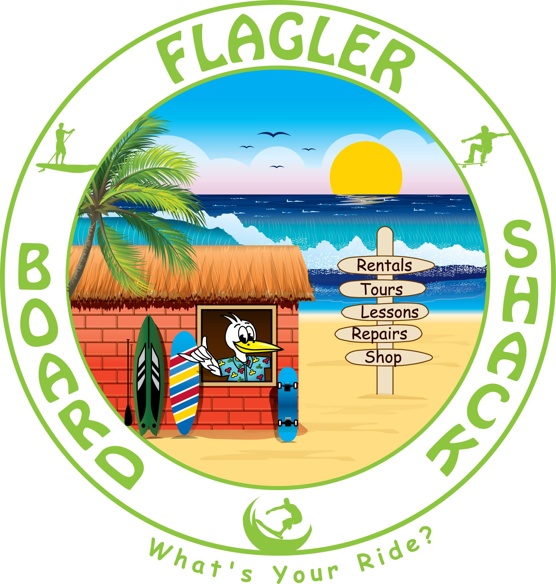 Flagler Board Shack