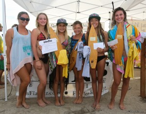 MayDayMSC 2014 Results Girls