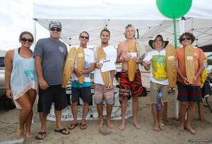 MayDayMSC 2014 Results Mens Longboard