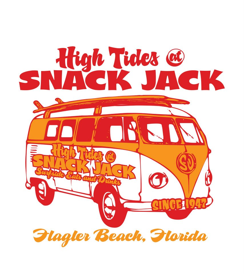 High Tides at Snack Jack
