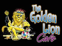 The Golden Lion Cafe 2013 Sponsor
