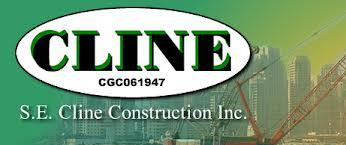 Cline Construction 2013 Sponsor